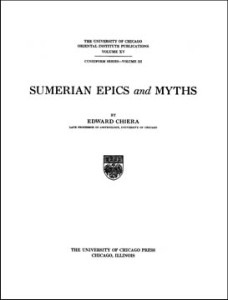 Cuneiform Series, Volume III - Sumerian Epics and Myths