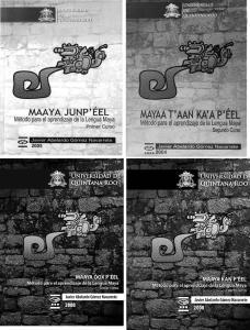 Maaya T'aan Jump'éel (Método para el aprendizaje de la Lengua Maya - Curso I, II, III y IV)
