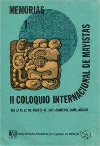 Memorias del segundo coloquio internacional de Mayistas